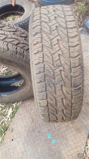 Bridgestone tyres 17inch