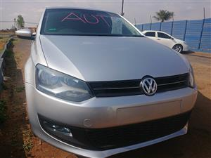 2010 VW Polo hatch POLO 1.0 TSI COMFORTLINE