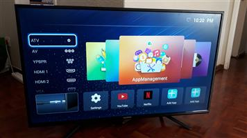Telefunken LED FHD 55 inch smart tv