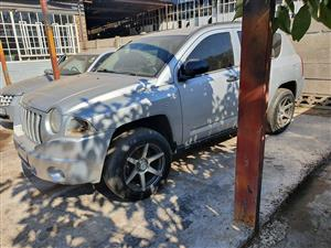 2008 Jeep compass stripping for parts