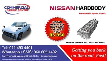 nissan 2.0 na20 cylinder head bare
