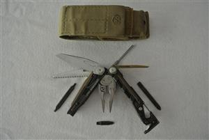 The Leatherman Military Utility Tool