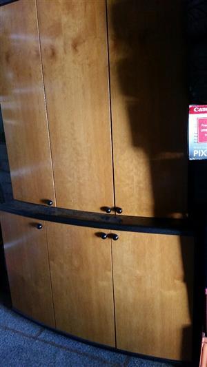 Beautiful Modern Cherry wood cabinet for sale, Neg