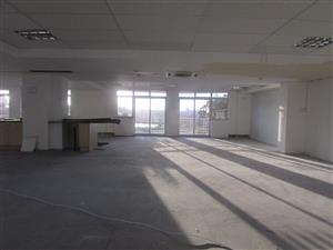 CENTURY CITY: 261m2 Office To Let