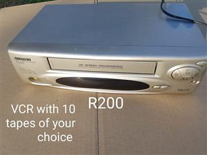 VCR FOR SALE