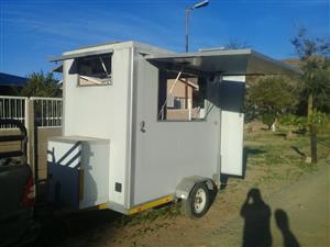 Kitchen Trailer