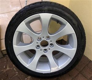 "18"" Falken tyres and BMW mags"