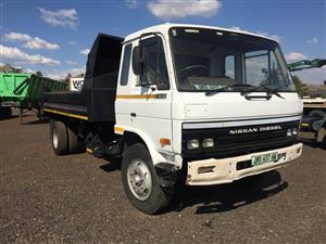 NISSAN CM12 Tipper 6m3 Pre-Owned Truck