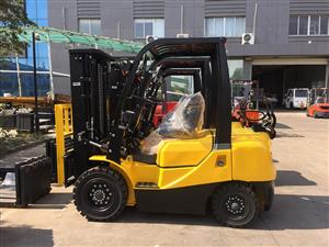 New forklift and material handling franchise