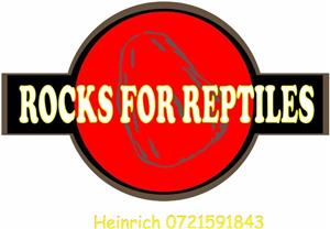 Rocks for reptiles