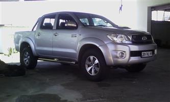 2010 Toyota Hilux 3.0D 4D double cab 4x4 Raider Legend 40