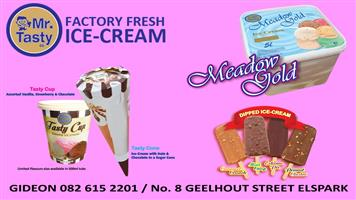 BULK WHOLESALE ICE-CREAM FOR SALE DIRECT TO PUBLIC AND/OR BUSINESSES