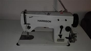 Harrison industrial sewing machine for sale