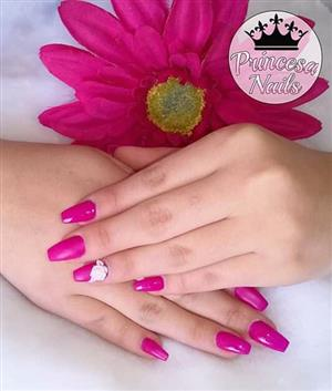 gel and acrylic nails, used for sale  Johannesburg - East Rand