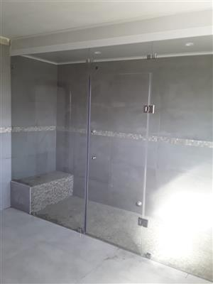 Steam and sauna jacuzzis under floor heating and bidets