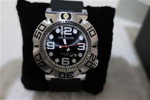 Hallmark watch.