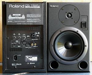 Roland DS-7 Studio Monitors