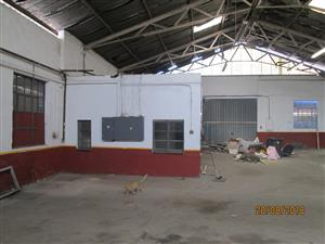 600m² Factory in Pretoria North