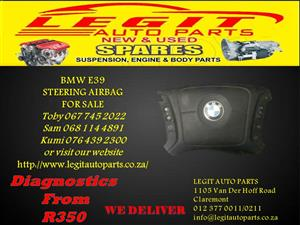 BMW E39 STEERING AIRBAG