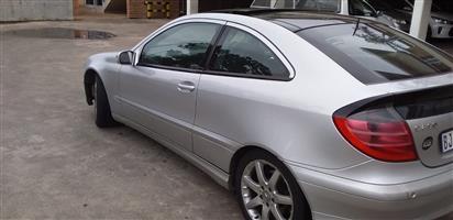 2002 Mercedes Benz 230C