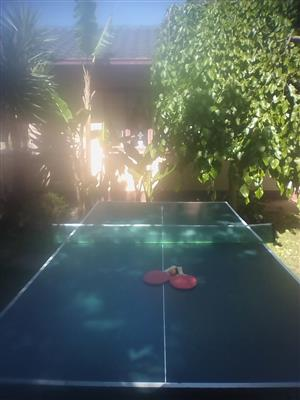 Table Tennis table in good condition for sale