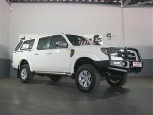 2009 Ford Ranger 3.0TDCi double cab 4x4 XLE