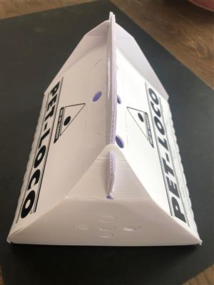 Pet-Loco - Pet in Transit boxes - great for breeders and pet shop owners - price is for a pack of 10