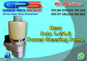 VW Polo 1.4/1.6 Power Steering Pump for Sale
