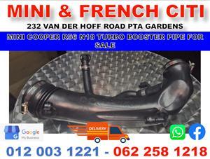 Mini cooper N18 R56 new turbo boost pipe for sale