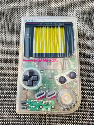 Old School Nintendo Gameboys and Games for sale