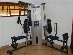 PRO FORM XP 600 S full body home gym for sale