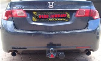 Honda Standard/Detachable Towbars