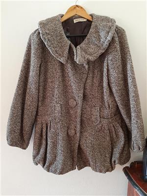 Tweed like jacket