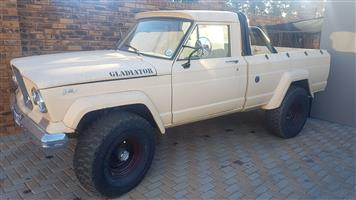 Jeep Gladiator 1969