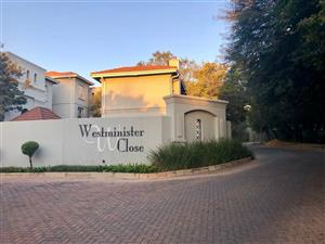 Bryanston - 2 bedrooms 2 bathrooms with stunning garden available R11000