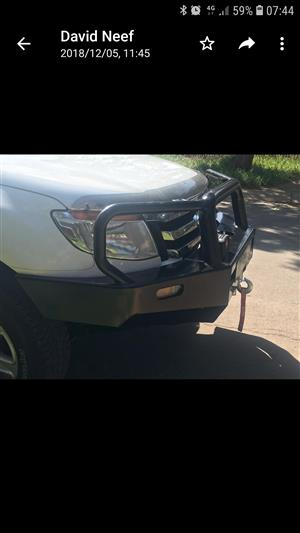 Ford Ranger T6 bull bar