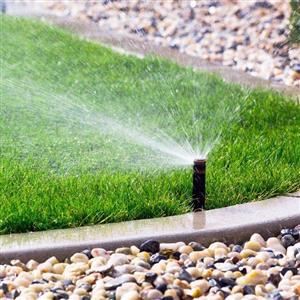 irrigation system intallation