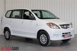 2011 Toyota Avanza AVANZA 1.5 SX