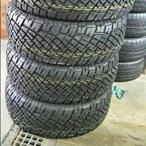The new General Grabber Tyres A/T