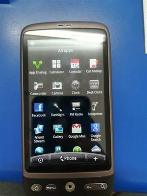 HTC touch screen