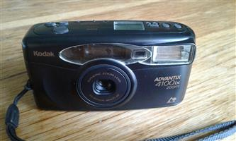 KODAK ADVANTIX CAMERA.