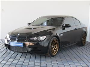 2011 BMW M3 Competition auto