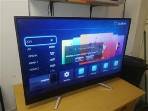JVC 4k smart 48 inch UHD
