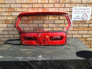 Volkswagen Golf 4 Tailgate with Glass