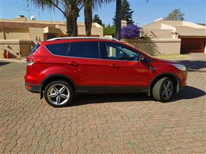 2016 Ford Kuga 2.0 EcoBoost Titanium AWD AT