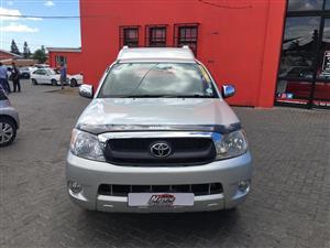2007 Toyota Hilux 2.0