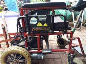 Shoprider for sale