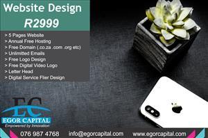 Webstite Design, Branding, Digital Design