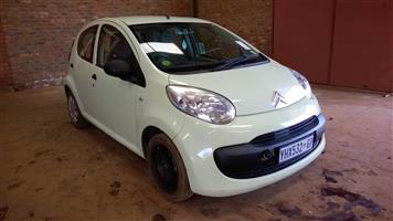 Spares and parts for sale on Citroen C1