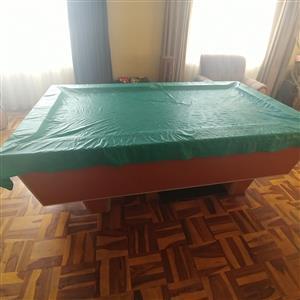 Union Billiards Pool Table